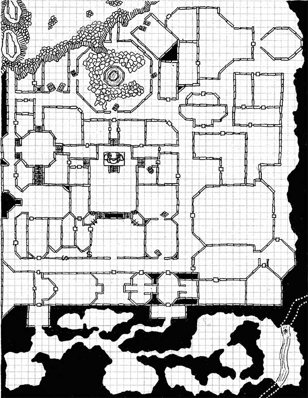 Chapter Iii How To Play The First Time An Example Dungeon